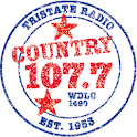 Country 107.7 WDLC icon