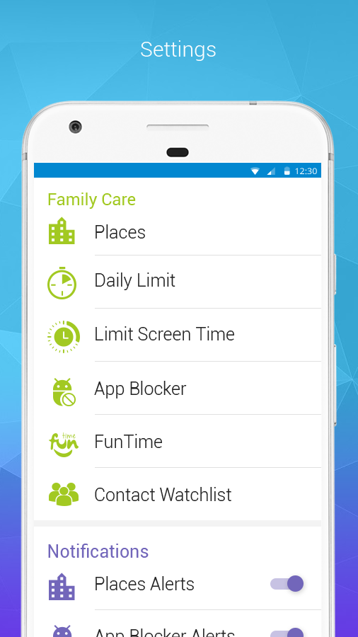 FamilyTime Parental Controls & Screen Time App- screenshot