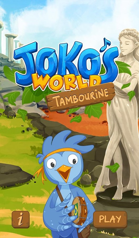 Tambourine ~ Joko's World- screenshot