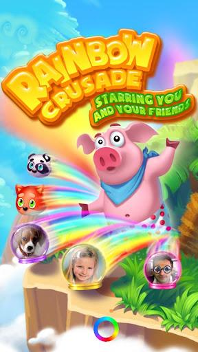 Rainbow Crusade Starring You