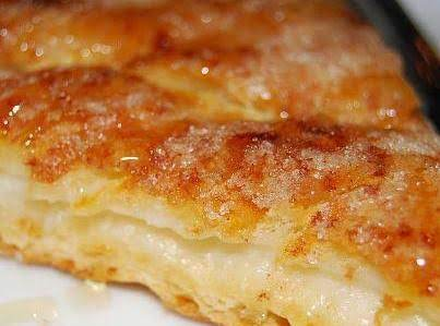 Cheesecake Cresent Dessert Recipe