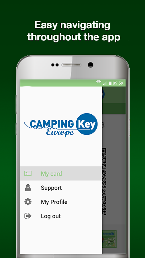My Camping Key- screenshot
