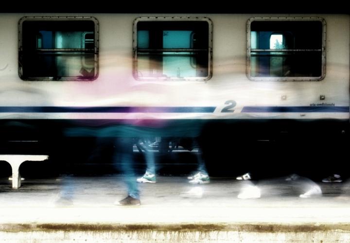 Il treno fantasma di finellimarco