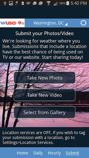 免費下載天氣APP|WUSA 9 WEATHER app開箱文|APP開箱王