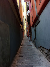 Photo: incredible tiny streets