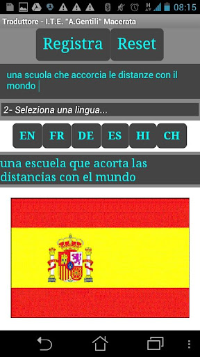 Traduttore free 1.0 screenshots 5