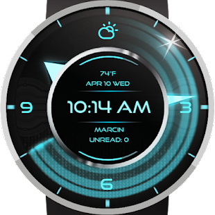 Countdown - Watch Face for Wear OS by Google Screenshot