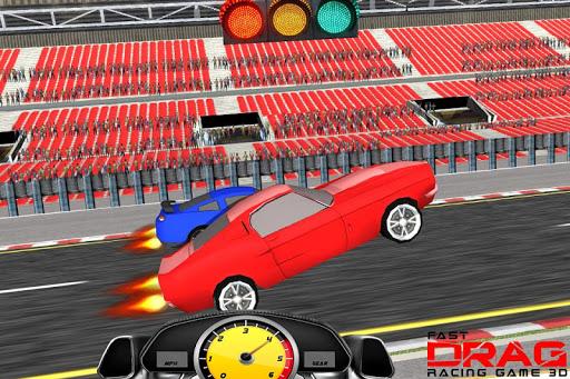 Fast Drag Race 3D