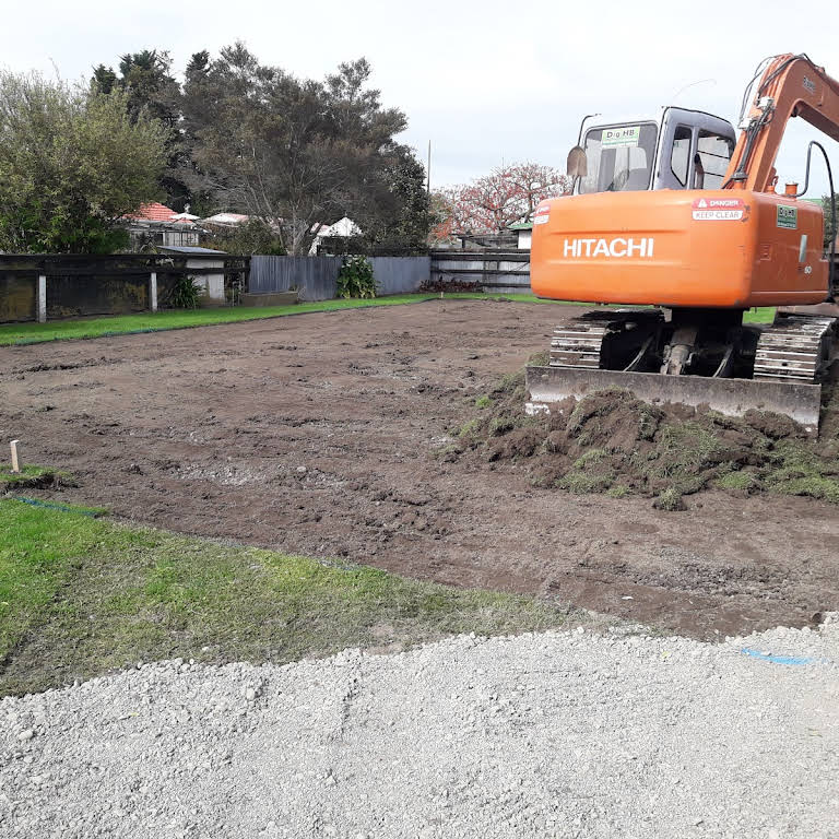 Dig Hawkes Bay - Earthworks & Landscaping - Earth Works and