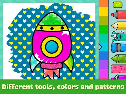 Coloring book for kids screenshot 8
