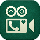Video Call for Whatsapp Prank by BerBros Inc icon