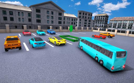 Modern Bus Parking Adventure - Advance Bus Games apkdebit screenshots 4