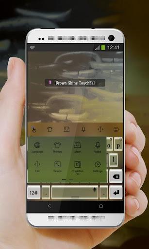 無料个人化Appのブラウンシャイン TouchPal|記事Game