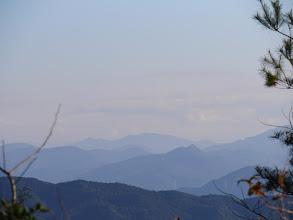 高塚山・無双連山など