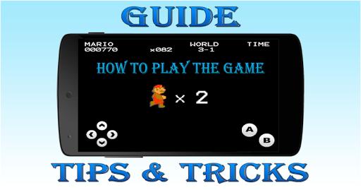 Guide for Super Mario 1.0 screenshots 2