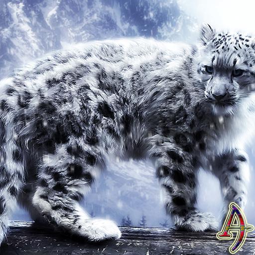 Snow Leopard Xperien Theme