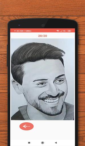 How to Sketch - Penciel Sketch  Drawing ideas 3.0 screenshots 2