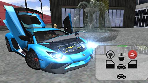 Aventador Simulator  captures d'u00e9cran 2