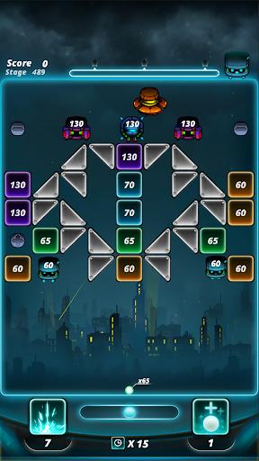 Brick puzzle master : Ball Vader2  captures d'écran 2