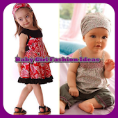 Cute Baby Girl Fashion Ideas