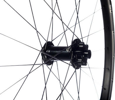 "Stans No Tubes Arch CB7 27.5"" Boost Carbon Front Wheel alternate image 0"