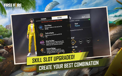 Garena Free Fire: Rampage  screenshots 17