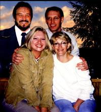 Photo: Jerry, Steve,Christina & Annie