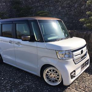 Nボックス JF3 G・EXターボ ホンダセンシング Copper Brown Styleのカスタム事例画像 ☆のぶりん☆さんの2020年02月26日17:56の投稿