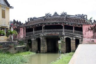 Photo: Year 2 Day 1 -  The Japanese Bridge, Hoi An (Vietnam)