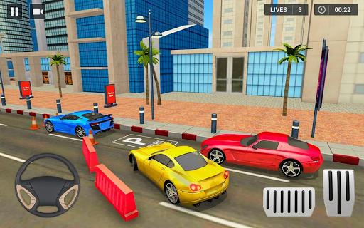 Code Triche mau00eetriser voiture parking la manie 2019 APK MOD screenshots 3