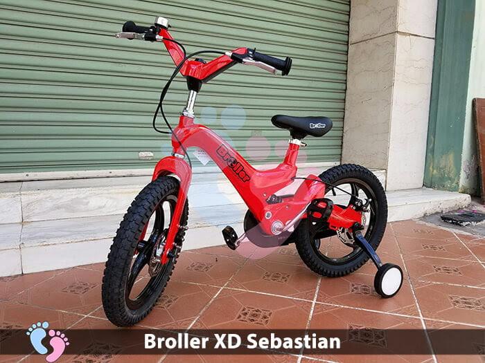 Xe đạp cho bé Broller XD Sebastian 2
