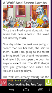 Bedtime Stories for Kids- screenshot thumbnail
