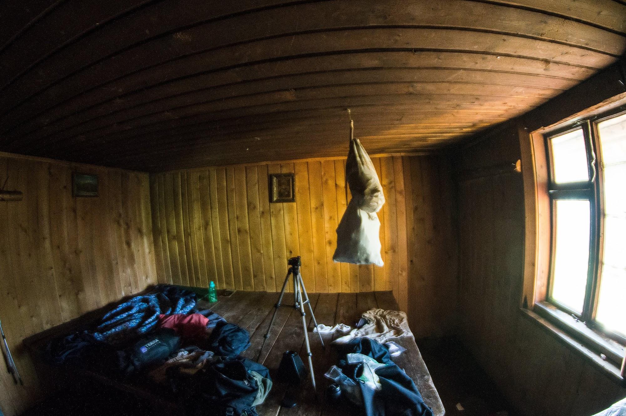 Кімната притулку