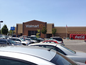 Photo: We needed some food for back to school, as well as a few other things, so we decided we should stop by Walmart on our way home. #BTSIdeas