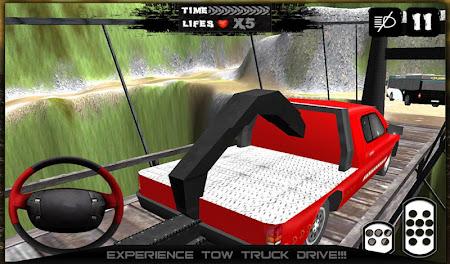 Offroad Tow Truck 3D 1.2 screenshot 1640353