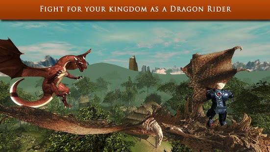 Rage of Dragons: Klanové bojov - náhled