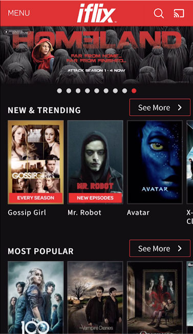 #1. iflix (Android)