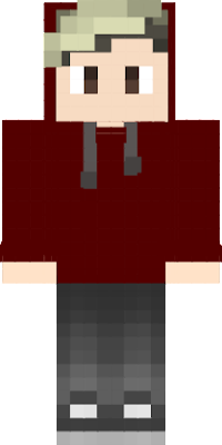 Para a serie de minecraft do Ronaldo! By: Hunter - Chan