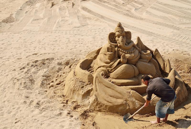 Costruire con la sabbia ... di Rossella13
