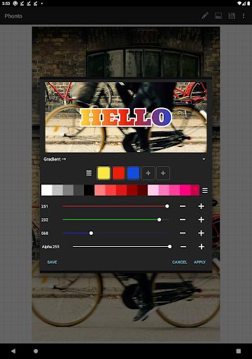 Phonto - Text on Photos 1.7.67 screenshots 14