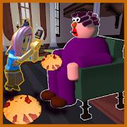 Cookie vs Grandma Escape Doll : Swirl Obby