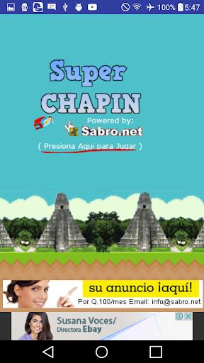 Super Chapin de Guatemala
