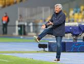 """Lucescu: """"Même avec le Covid, Bruges reste un solide adversaire"""""""