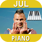Jul Piano Icon