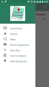 Offline Medical Dictionary 1.0.8 Ad Free 4