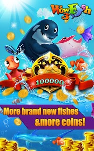 Wow Fish 3 v2.01 (Mod Money)