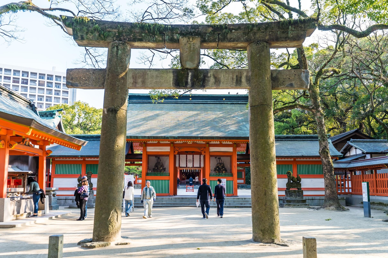 福岡 住吉神社1