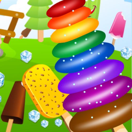 凍結した氷のポップメーカー 休閒 App LOGO-APP開箱王