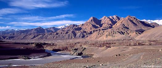 Photo: vallée de l'Indus