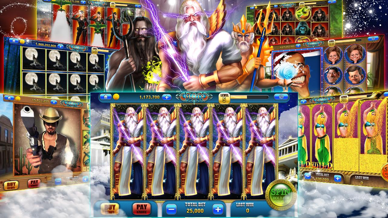 Zeus Slot - Read our Review of this Habanero Casino Game